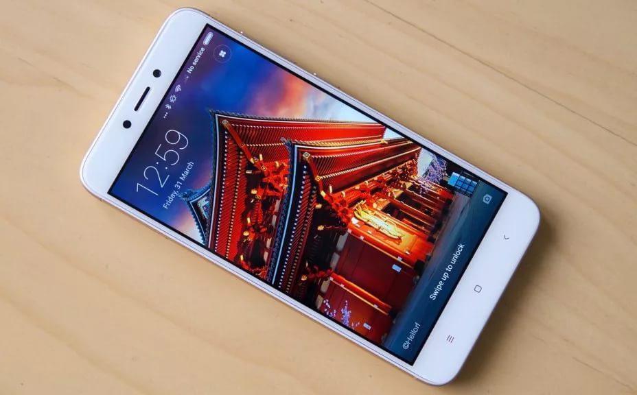 Xiaomi Redmi 4X/ Монитор