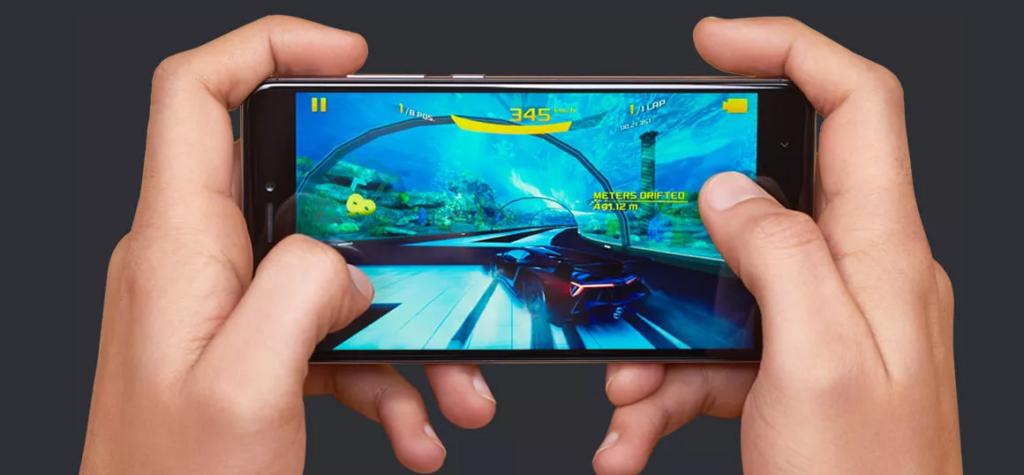 Xiaomi Redmi Note 4x. Прохождение игр.