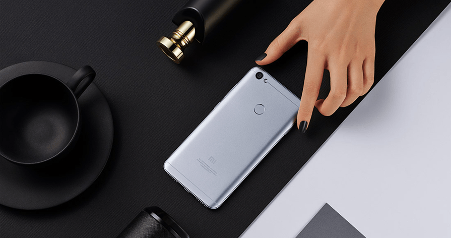 Xiaomi Redmi Note 5A серый