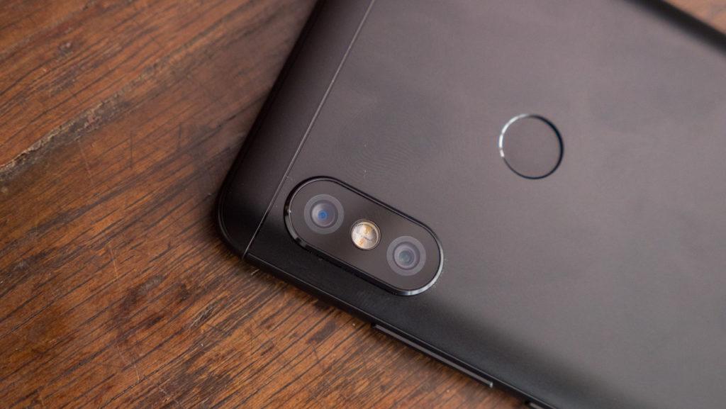 Xiami Redmi Note 5. Фотокамера