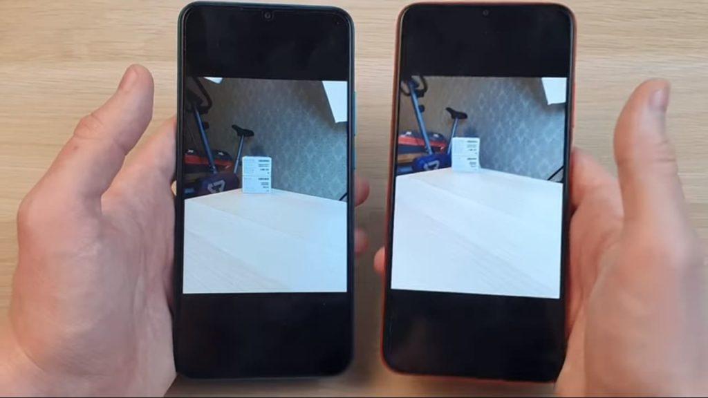 Смартфоны Redmi 9 и Redmi 9T. Сравнение фотокамер.