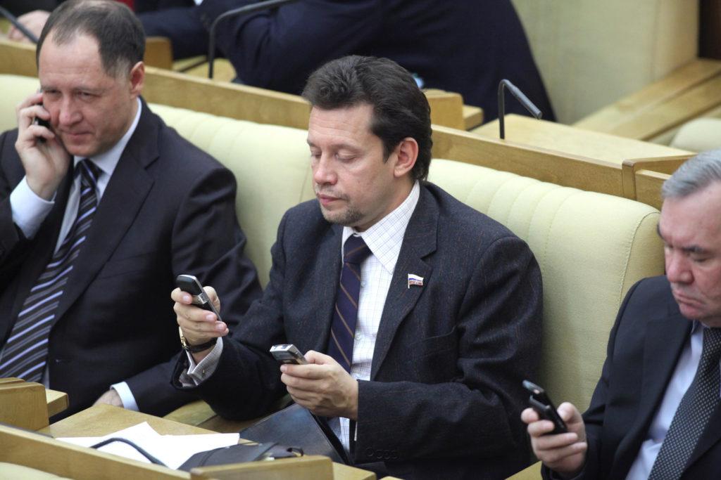 Депутаты Государственной Думы